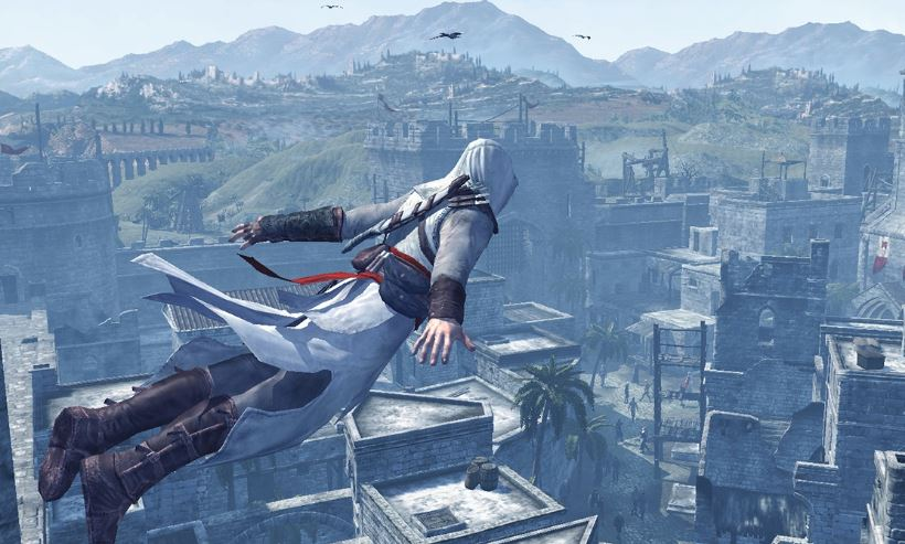assassin's creed pc gameplay screenshots