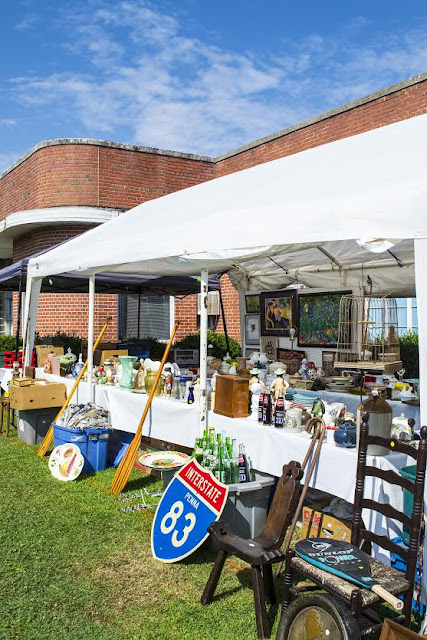 North Carolina's 301 Endless Yard Sale will stretch 100 miles and five counties in June 17-18.