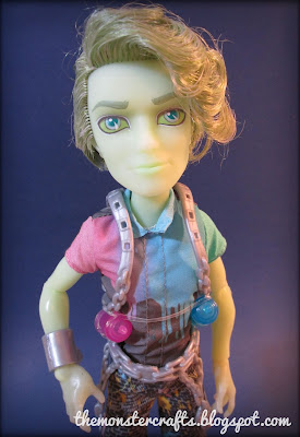Porter Geiss doll review