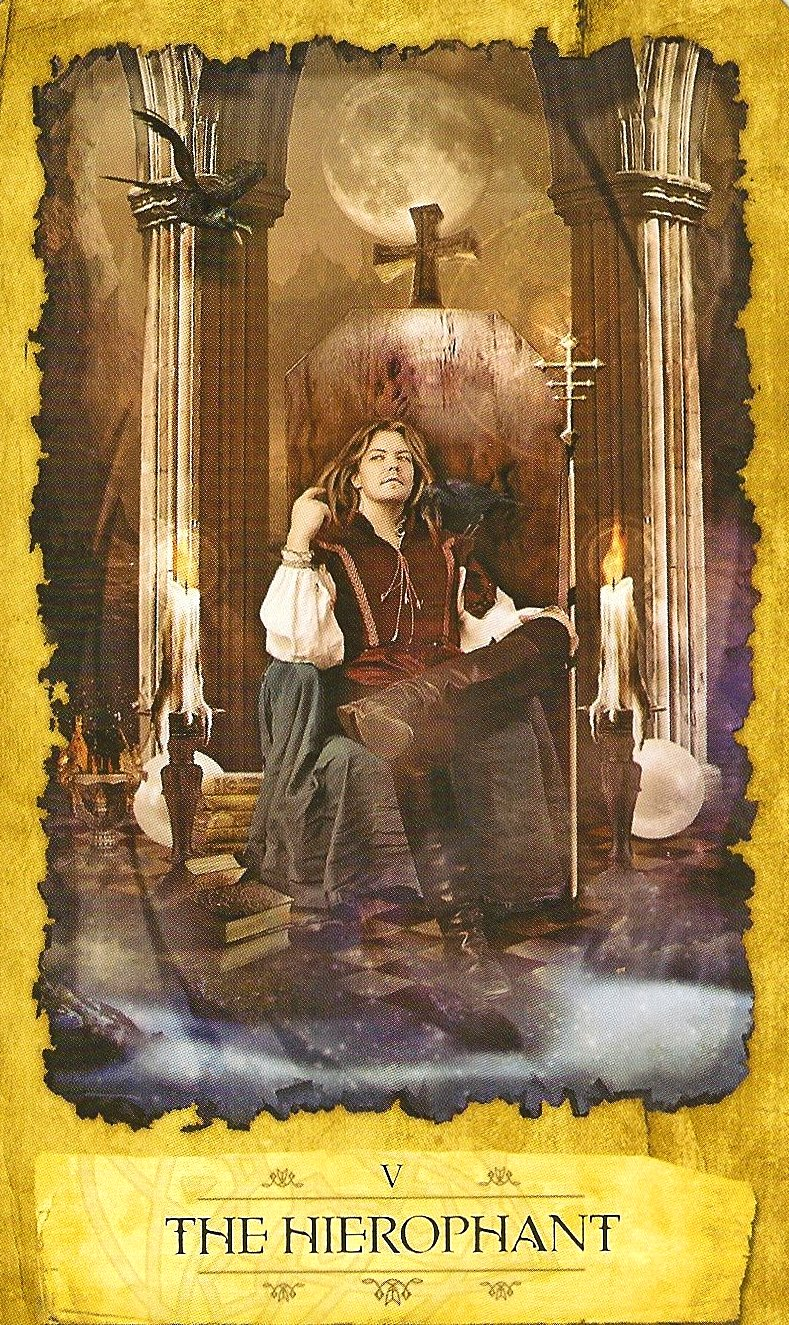 Tarot Readings By Wendy: The Hierophant-The Mystic Dreamer