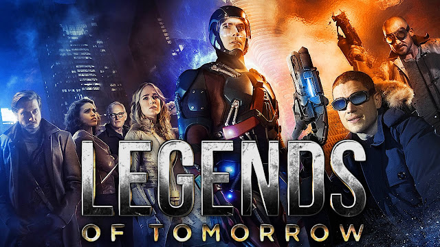 DC's Legends of Tomorrow (2016) Season 01 Episode 9 – 16 End