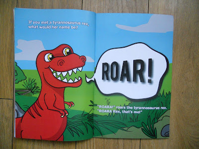 Hello Roara! Book Review