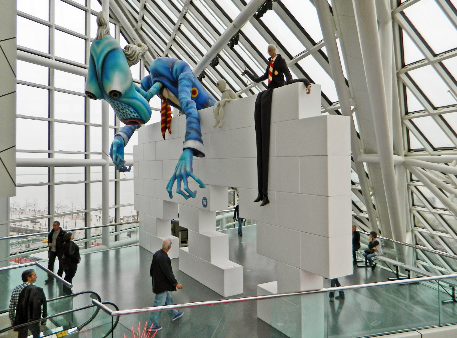 Jax Stumpes Cleveland Museums 2013