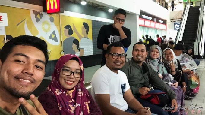 Bercuti ke Pulau Belitung, Indonesia - La Lucia Hotel