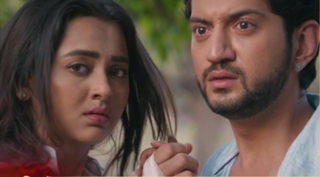 Mishti hugs Ruhaan major fight sequence with love confession ahead in Silsila Badalte Rishton Ka 2