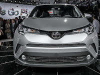 Menantikan Kehadiran Toyota C-HR  2017
