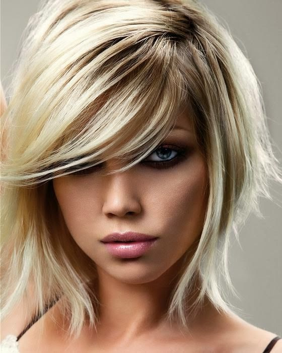 Frisuren fur mittellanges haar 2014