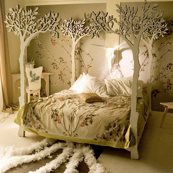 Unique Bedroom: The Most Unique Bedroom Design At The World