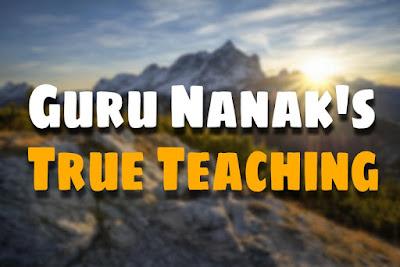 1. Guru Nanak's True Teaching (Inspiring Stories)