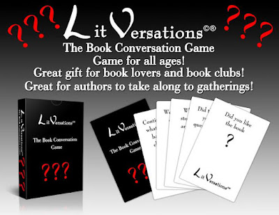 A New Game Created for ALL Book Lovers: #LitVersations