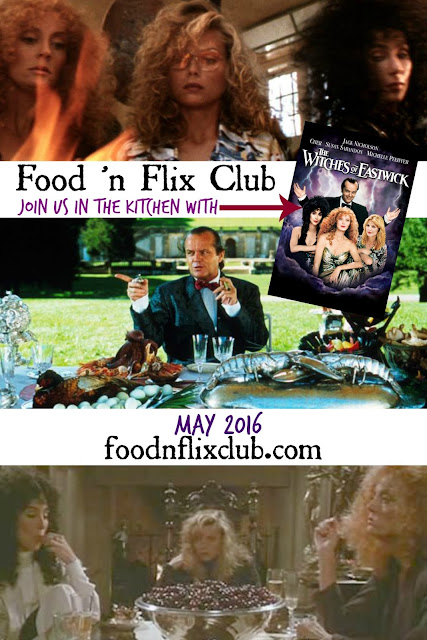 The Witches of Eastwick - May 2016 Food 'n Flix Club pick