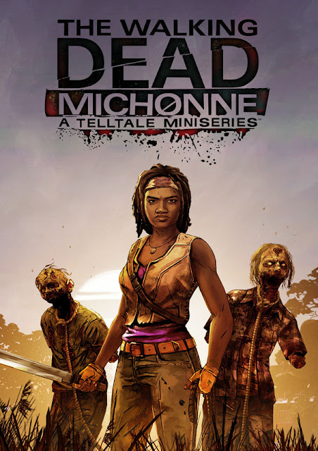 The Walking Dead Michonne Download Cover Free Game