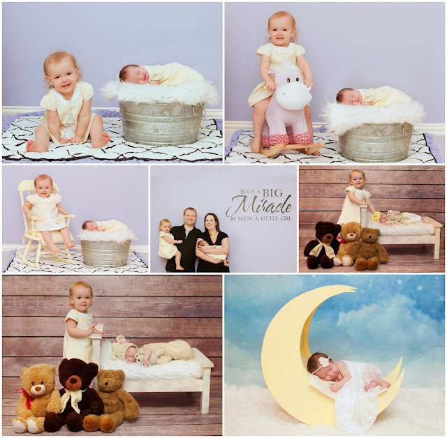 Siblings, Nursery, and Moon Included