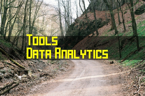 tools in data analytics