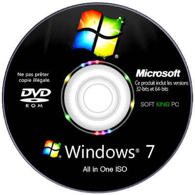 Windows 7 All in One Download ISO
