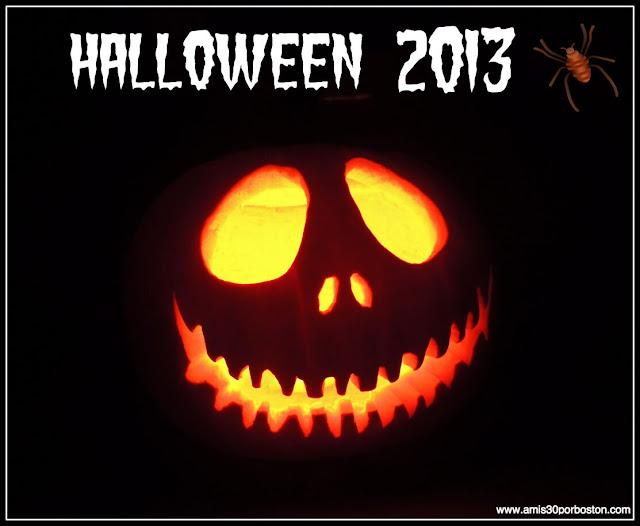 Nuestras Calabazas Decoradas Para Halloween - Calabaza-hallowen