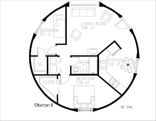 An Engineer's Aspect: Monolithic Dome Home Floor Plans