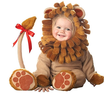 Lion Costume for Baby