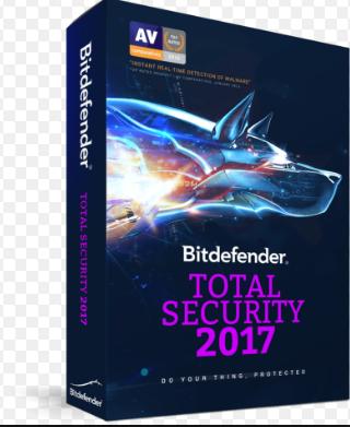 تحميل برنامج بتدفندر Bitdefender Total Security 2017