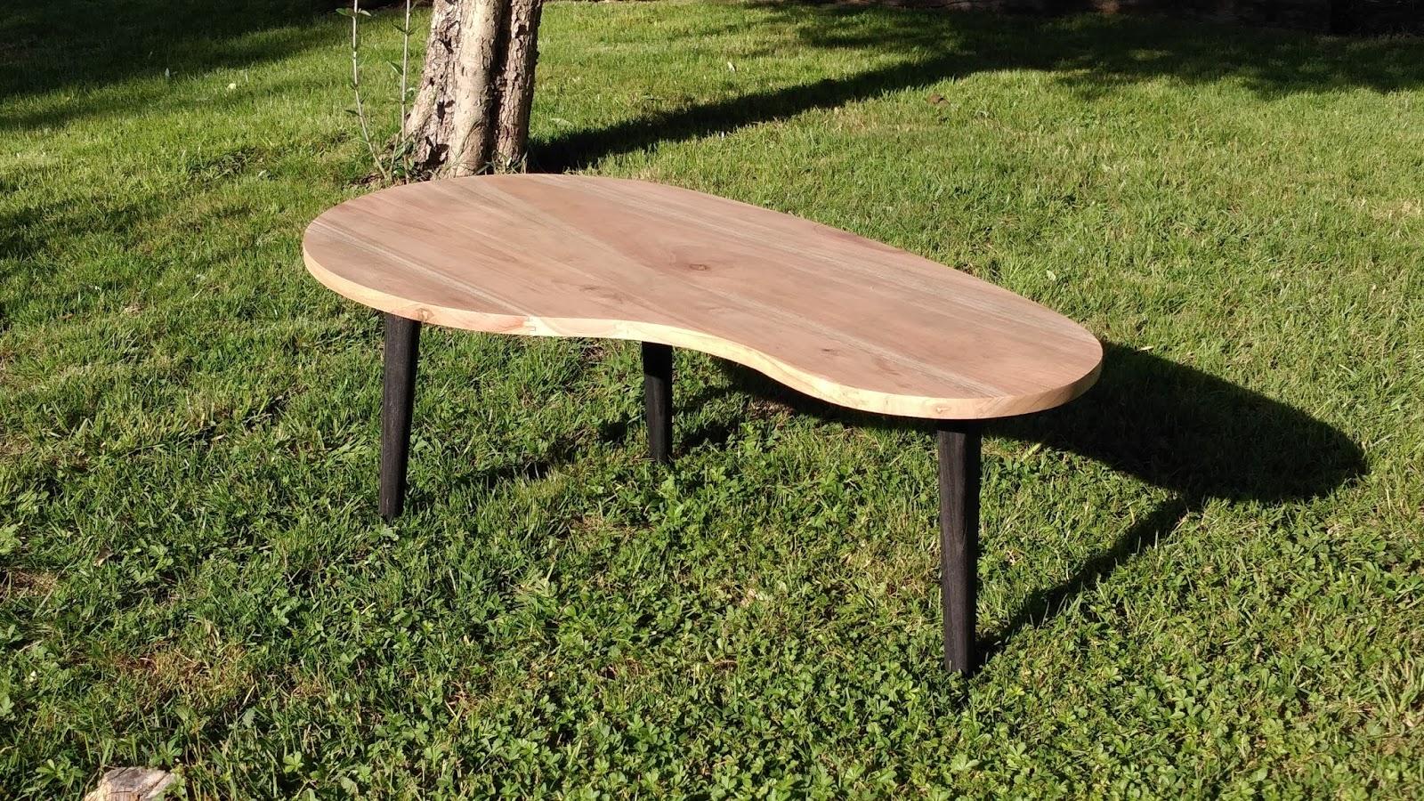 o 39 bois recycl table basse originale en bois massif. Black Bedroom Furniture Sets. Home Design Ideas