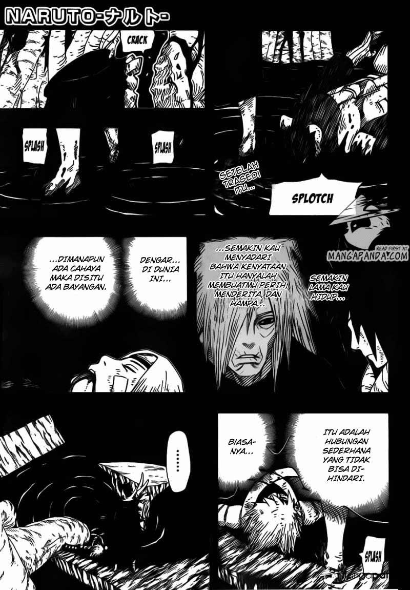 Komik manga Naruto M4I ch606 01 shounen manga naruto