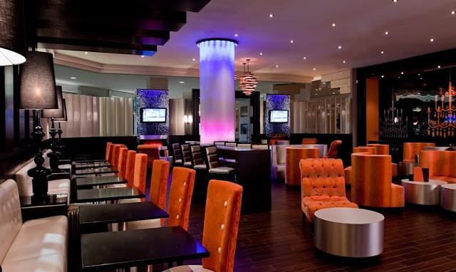 Restaurante/bar L1 Lounge em Edmonton