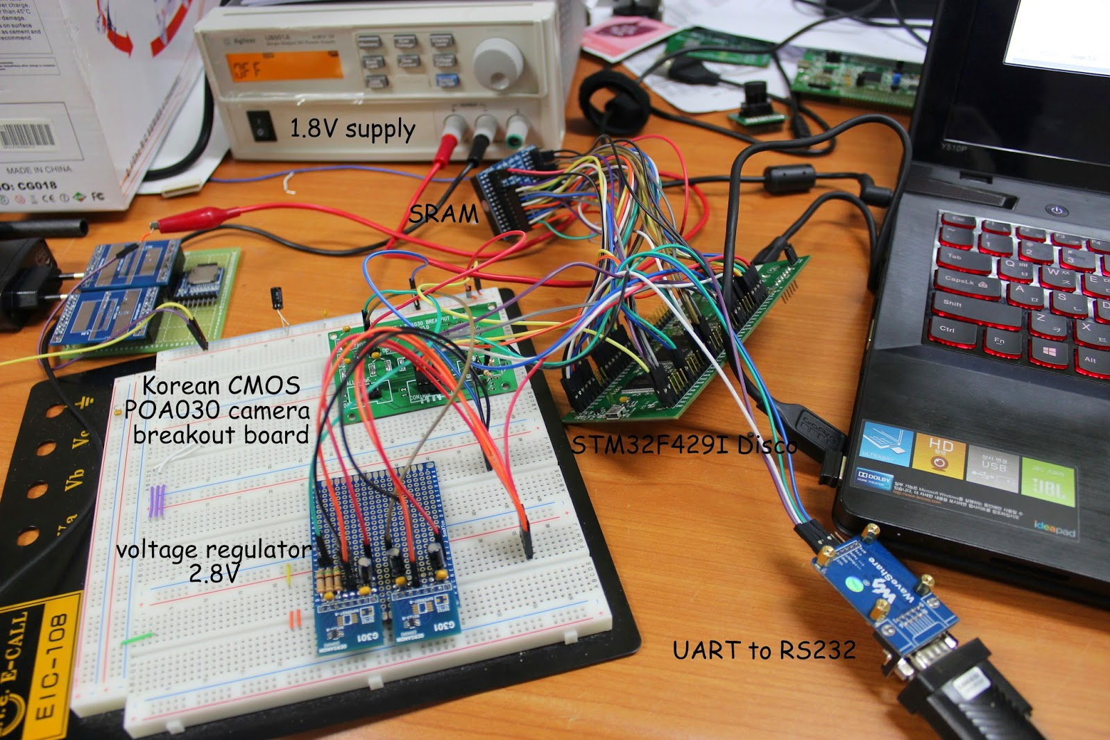 STM32 Forum Question Proxy Link [I2C weird read value return in