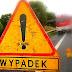 Droga zablokowana - wypadek na DK nr 26