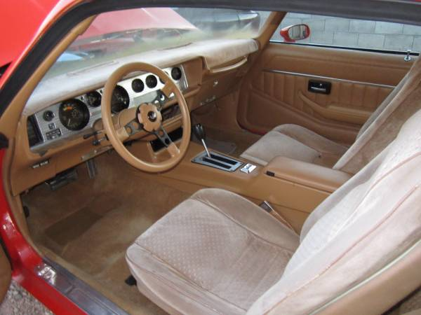 rare 1980 pontiac firebird formula ws6 buy american muscle car. Black Bedroom Furniture Sets. Home Design Ideas