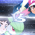 Pocket Monsters XY&Z 025 Satoshi VS Champion Carne! VS Mega Sirknight!!