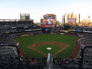 Home to center, Citi Field