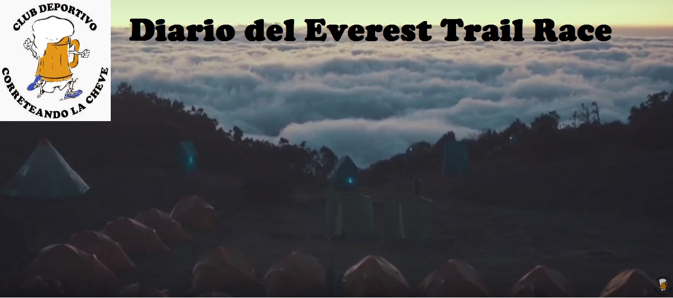 Video] Diario del Everest Trail race, !Meta cumplida! Ricardo Sala ...