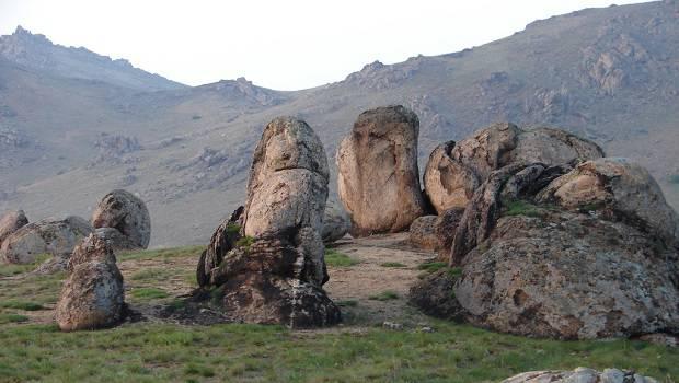 Imagine din Parcul Național Munții Măcinului
