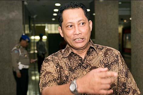 Komjen Buwas Diminta Jelaskan 10 Koli Senjata Api di Bandara Bengkulu