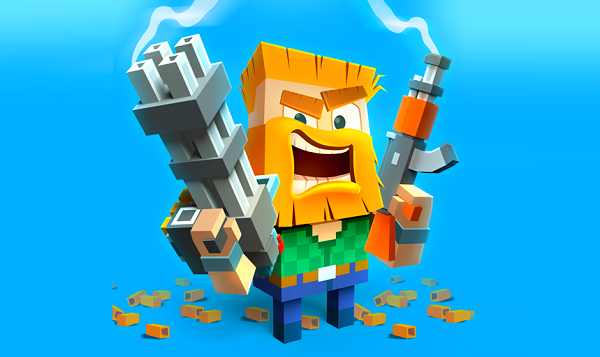 Pixel Strike Online Mod Apk Android Free Download
