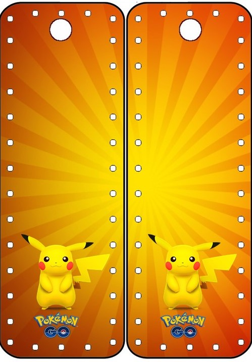 Pikachu Free Party Printables Oh My Fiesta! For Geeks