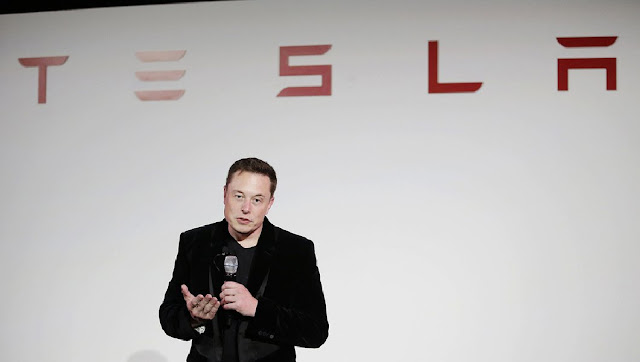 Tesla Seeks China to Build Giant Plant
