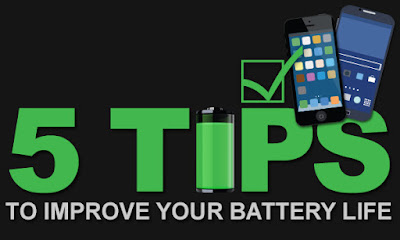 How to save battery life of android mobile phone?