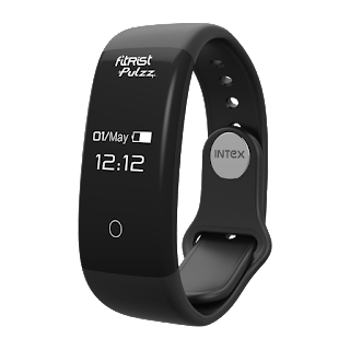 Intex FitRist Pulzz fitness band - Specs, Price & Availability