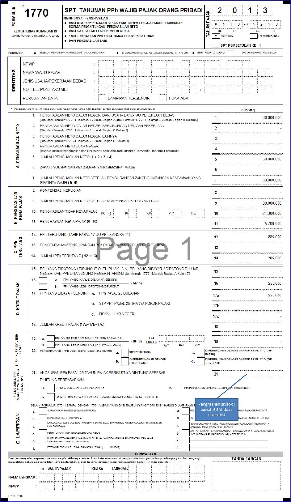 Formulir 1770 S Excel : formulir, excel, Excel, Peatix