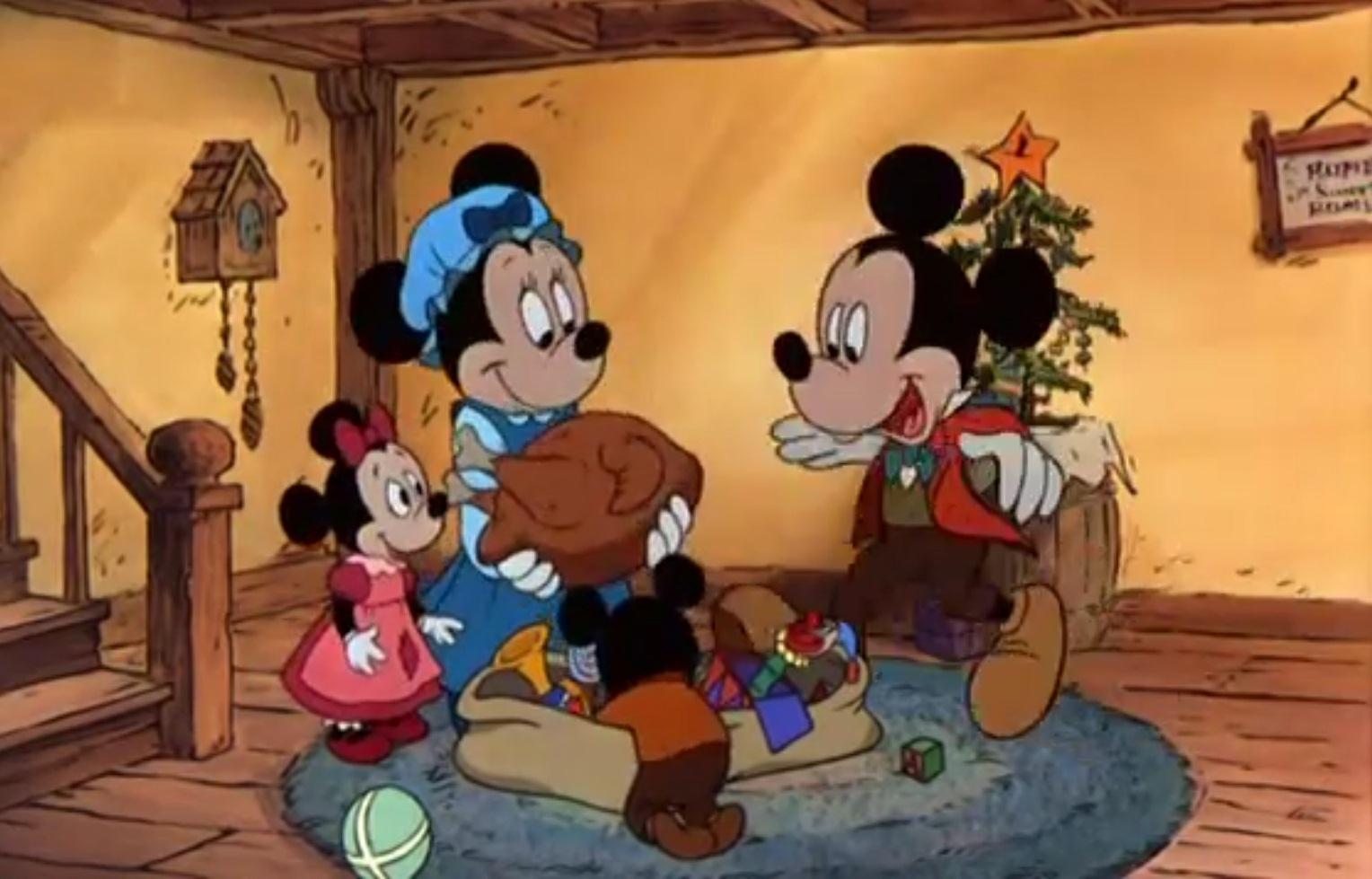 MickeyS Christmas Carol Deutsch