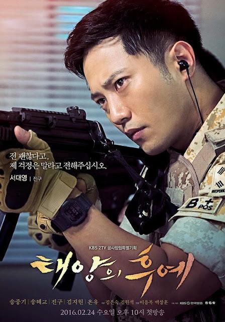 Sinopsis Descendant of The Sun Korean Drama