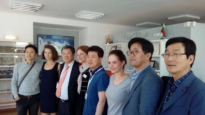Журналисти от Южна Корея впечатлени от подготовката на Пловдив за Европейска столица на културата през 2019
