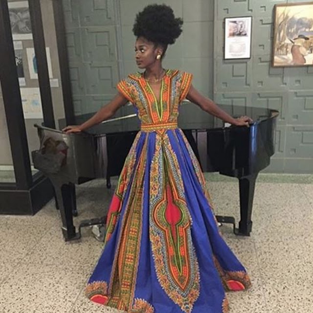 African Ankara Gown Styles For Tall And Slim Ladies, ankara styles for tall ladies, new ankara designs for slim and tall ladies, african style ankara designs for tall and slim ladies