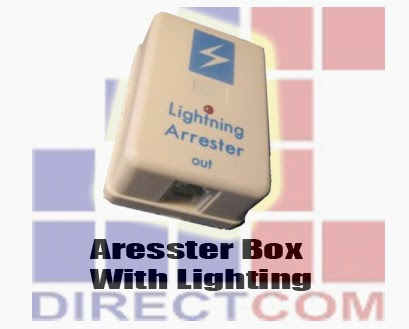 ARRESTER BOX LIGHTING
