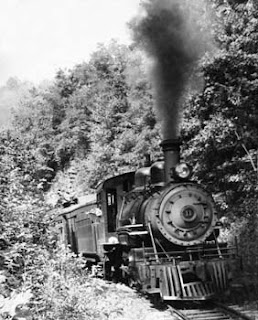 Johnson City Tennessee Smoky Mountains railroad history