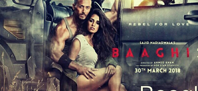 Baaghi 2 tiger shroff and disha patani starring movie box office collection