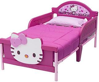 Gambar Ranjang Hello Kitty 3