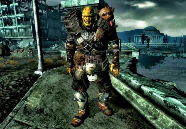 Fallout 3 Фокс