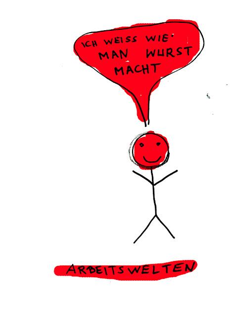 Dr. Kristian Stuhl 2012,  Ich weiß wie man Wurst macht, Das Klo spült alles fort, A4